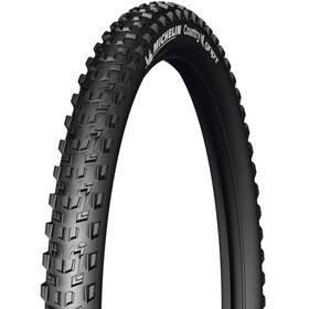 """Michelin Country Grip'R Opony rowerowe 27,5"""" drut czarny"""